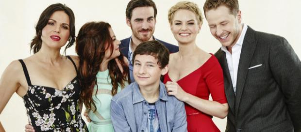 Once Upon a Time: regresso do elenco