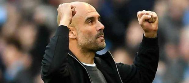 Pep Guardiola continua reforçando seu time