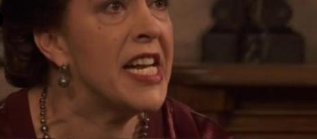 Il Segreto trama serale 26 marzo: Donna Francisca arrabbiata con Saul, ecco perchè