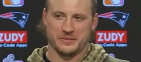 Nate Solder was Tom Brady's blindside protector for seven seasons. - [Image Credit: 49ers 2020 / YouTube screencap]