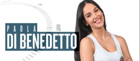 Paola Di Benedetto e le rivelazioni sull'Isola dei famosi.
