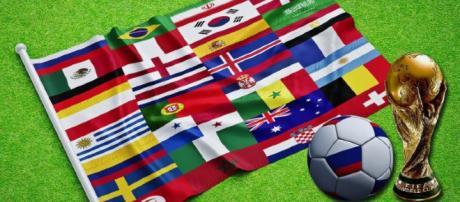 Russia World Cup FIFA - Image credit - Public Domain   Pixabay