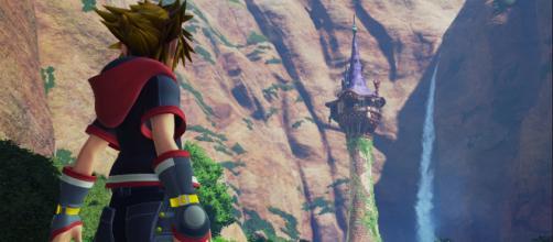 A screenshot of 'Kingdom Hearts 3.' - [Flickr / BagoGames]