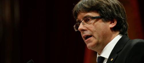 Carles Puigdemont admitió su derrota como líder