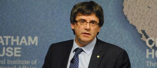 Carles Puigdemont pasa su primera noche en prisión