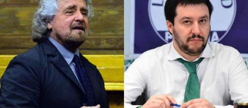 Grillo ha sostenuto che Salvini mantiene la parola data