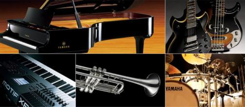 Instrumentos musicais para todas as preferências