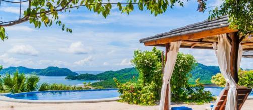 Isla nueva y extraña vista en Trinidad y Tobago