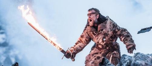Juego de Tronos: ¡Espadas Llameantes en filmación de la 8 temporada!