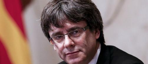 La policía alemana detuvo al ex presidente de Cataluña