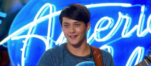 Laine Hardy's American Idol Audition