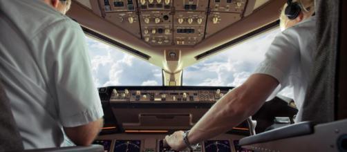 Los pilotos y copilotos no comparten la misma comida