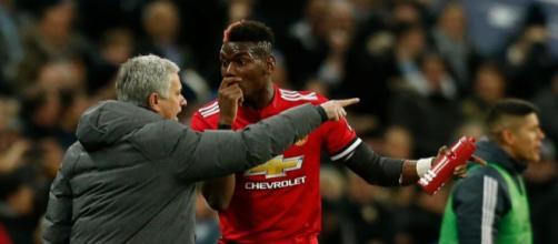 Pogba y Mourinho, una relación irreparable
