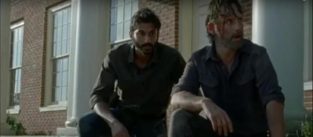 Are Rick and Tara infected? / Image via HOT NEW Trailers and Official Movie and TV Promo's, YouTube screencap