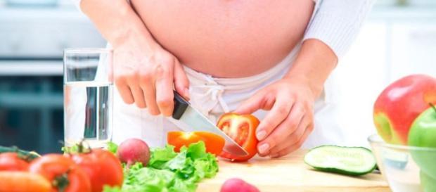 Dietas veganas durante el embarazo no son recomendables.