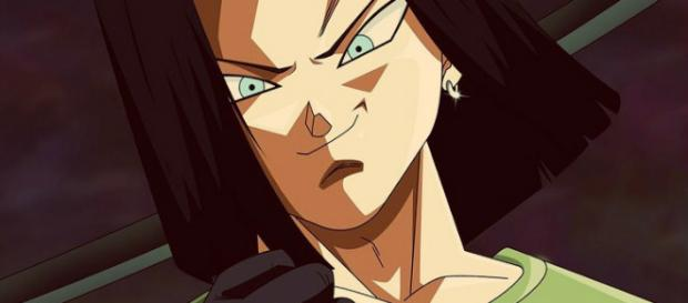 dragon ball super android 17 final