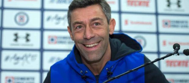 El entrenador Pedro Caixinha cree en sus jugadores para recuperarse en la tabla de clasificación.