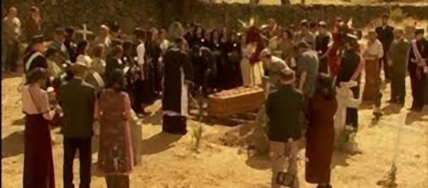 Il Segreto trame spagnole: Puente Viejo sotto choc per la morte di Ana.