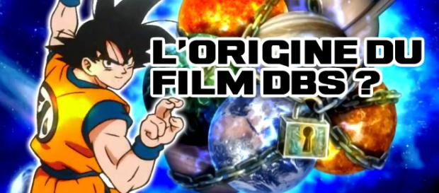 L'origine du Film DBS (Univers détruits, Film 20 Dragon Ball Super)