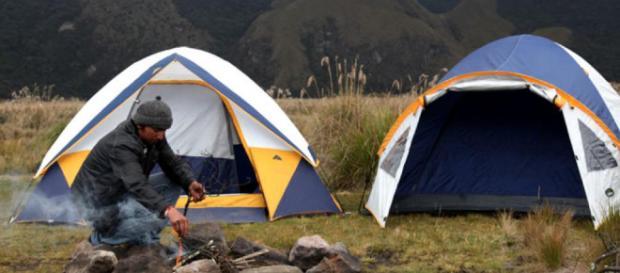5 mejores lugares para acampar en América