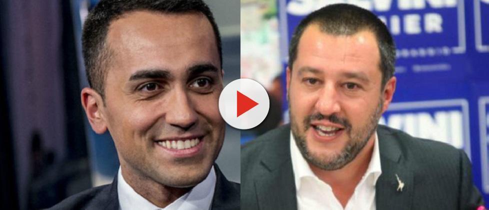 Di Maio, Salvini e la politica della briscola