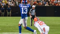 NFL: Odell Beckham Jr. will not step on the field without a new contract