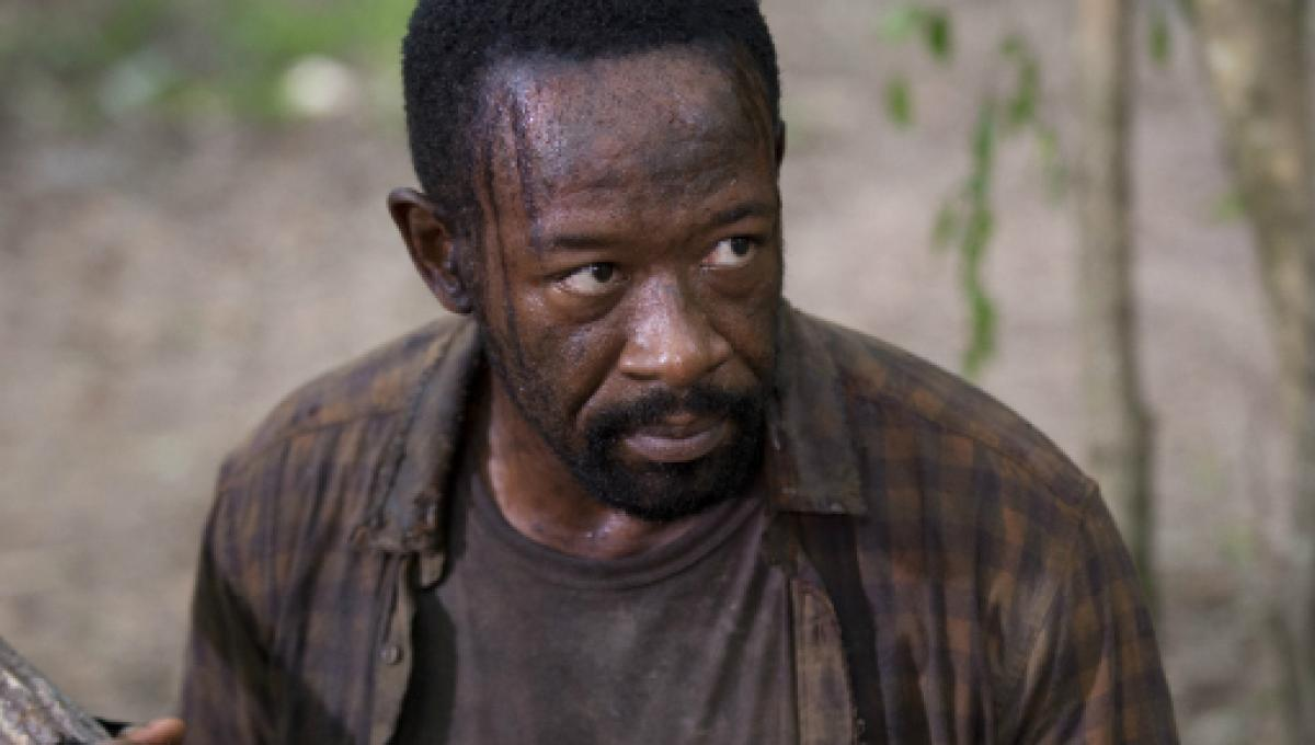 The Walking Dead: ¿Qué esperar de la llegada de Morgan en la ...