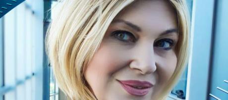 Nadia Rinaldi ha mostrato la propria biancheria intima a Domenica Live