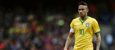 Neymar é a maior estrela do futebol brasileiro