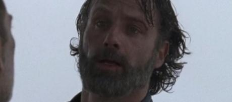Rick Grimes is the central character of the show. Photo: screenshot via AMC/YouTube