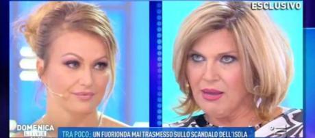 #Striscia La Notizia e i file-audio di #Eva Henger e #Nadia Rinaldi. #BlastingNews