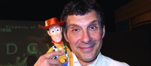 Addio a Fabrizio Frizzi doppiatore di Woody