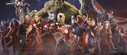 Avengers: Infinity War llegará a los cines el 4 de mayo de 2018 ... - radiozero.fm