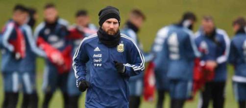 Condição de Leo Messi continua preocupando