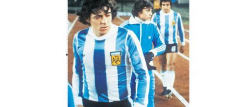 Ex-jogador da seleção Argentina