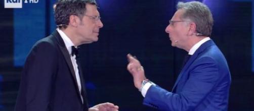 Fabrizio Frizzi è morto: la reazione dell'amico Bonolis