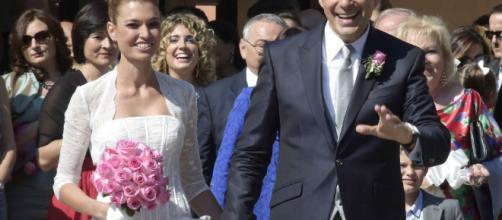 Fabrizio Frizzi ha sposato la sua Carlotta Mantovan dopo 12 anni ... - sposamania.it