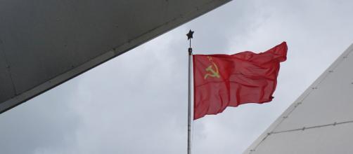 Hino soviético foi tocado em estádio e cantado por jogadores russos. Foto: Adam Jones https://creativecommons.org/licenses/by-sa/2.0/