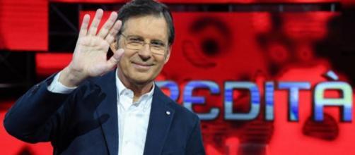 Lutto nel mondo della tv: è morto Fabrizio Frizzi.