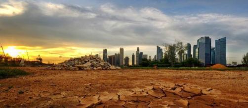 Manera de ayudar a combatir el cambio climático