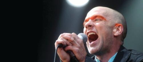 Michael Stipe, voce dei REM (Foto - dailyrecord.co.uk)