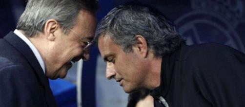 """Mourinho a Florentino Pérez: """"Me lo llevo al United"""" (y no es Umtiti) - diariogol.com"""
