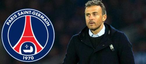 PSG podría despedir a su entrenador.