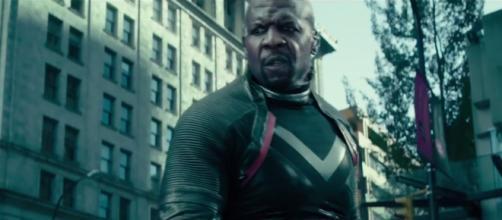 Terry Crews saldrá en Deadpool 2