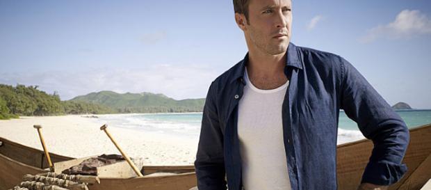 Alex O'Loughlin, da señales de una nueva temporada de Hawaii Five-O