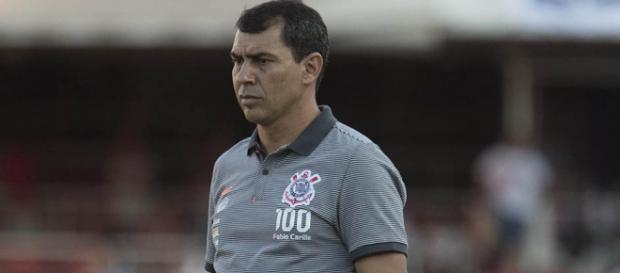 Carille terá problemas para o jogo de vola contra o São Paulo