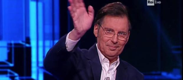 Choc nel mondo della tv: è morto Fabrizio Frizzi.