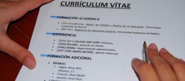 ¿Cómo hacer un buen currículum?