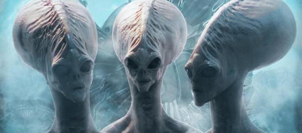 """Después de la detección de una señal """"misteriosa"""" de una estrella que insinuaba un descubrimiento de vida extraterrestre."""