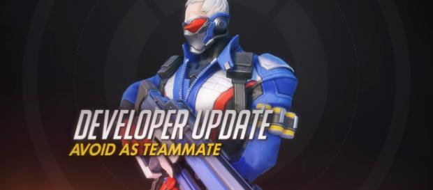 Developer Update | Avoid as Teammate | Overwatch [Image Credit: PlayOverwatch/YouTube screencap]